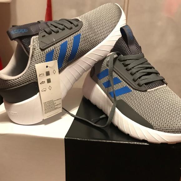 Adidas Shoes Splinterny størrelse 5 passer til 7 12Poshmark  Sneakers Big Kids 5 Or Womens Size 7 New